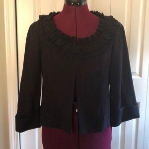 Nanette Lepore cropped blazer